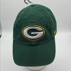NFL Green Bay Packers baseball cap hat one size